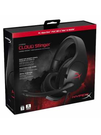 Гарнитура HyperX Cloud Stinger