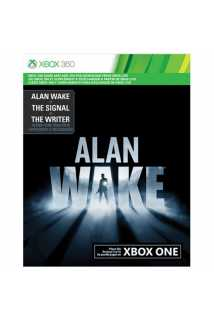 ALAN WAKE + эпизоды Сигнал и Писатель [Код на загрузку, Xbox One, Xbox360]
