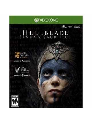 Hellblade: Senua's Sacrifice Retail Edition [Xbox One, русская версия] Предзаказ!