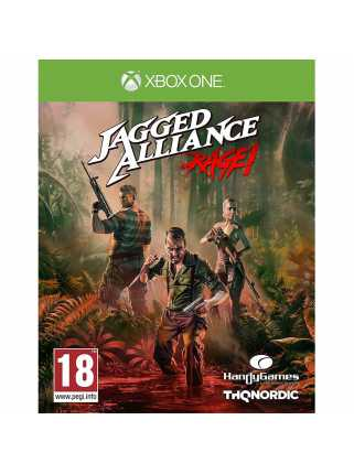 Jagged Alliance: Rage! [Xbox One, Русская версия]