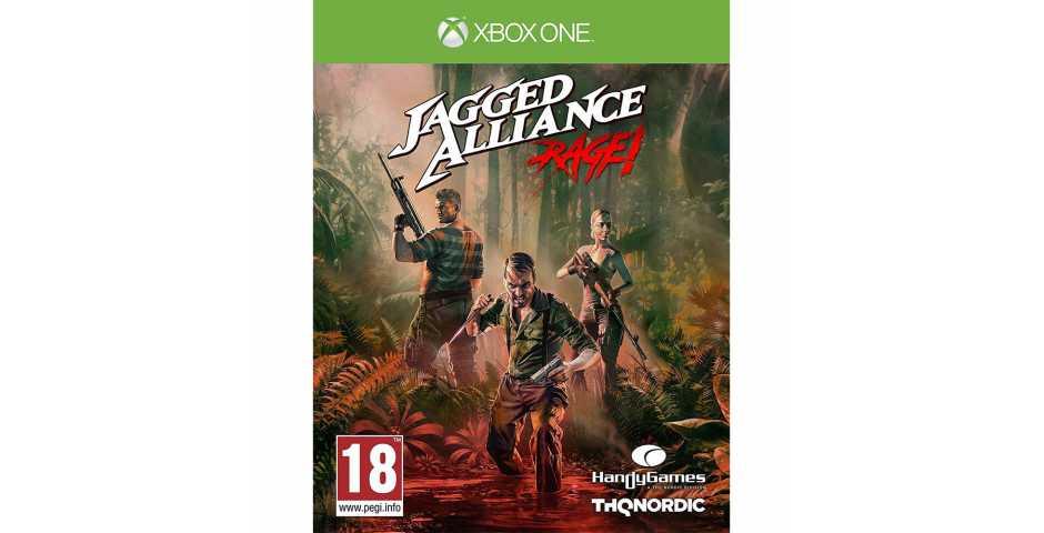 Jagged Alliance: Rage! [Xbox One, Русская версия]