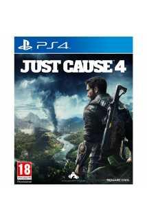 Just Cause 4 [PS4, русская версия]