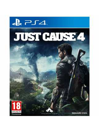Just Cause 4 [PS4, русская версия] Предзаказ!