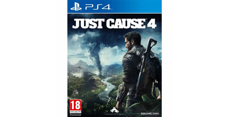 Just Cause 4 [PS4, русская версия] Trade-in | Б/У