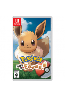 Pokemon: Let's Go, Eevee! [Switch]