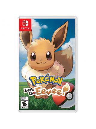 Pokemon: Let's Go, Eevee! [Switch] Предзаказ!