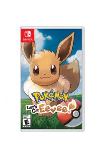 Pokemon: Let's Go, Eevee! [Switch] Trade-in | Б/У