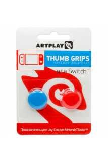 Artplays Thumb Grips (красный и синий) [Switch]
