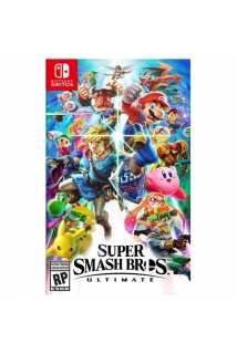 Super Smash Bros Ultimate [Switch] Trade-in | Б/У