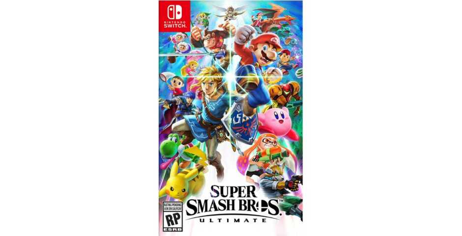 Super Smash Bros Ultimate [Switch] Trade-in   Б/У