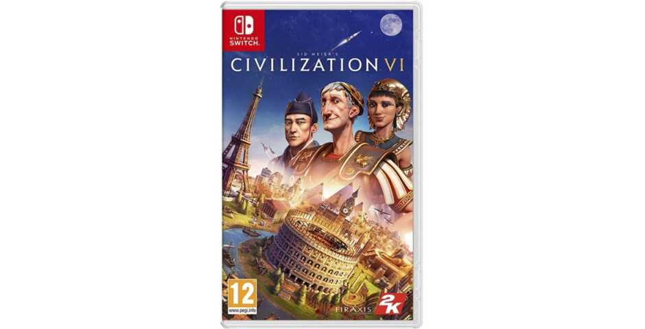 Sid Meier's Civilization VI[Switch, русские субтитры]