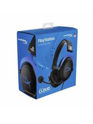 Гарнитура HyperX Cloud PS4