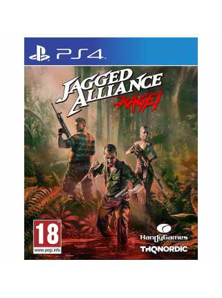 Jagged Alliance: Rage! [PS4, Русская версия]