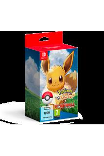 Pokemon: Let's Go, Eevee! + Poke Ball Plus Pack  [Switch]