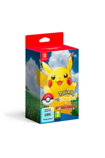 Pokemon: Let's Go, Pikachu! + Poke Ball Plus Pack [Switch]