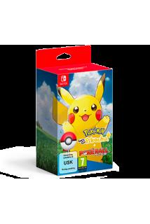 Pokemon: Let's Go, Pikachu! + Poke Ball Plus Pack [Switch]