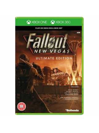 Fallout: New Vegas Ultimate Edition [Xbox One, английская версия]