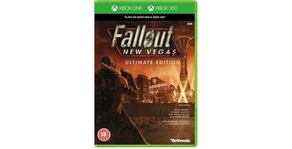 Игры - Fallout: New Vegas Ultimate Edition [Xbox One, английская версия]