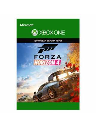 Forza Horizon 4 [Код на загрузку, Xbox One]