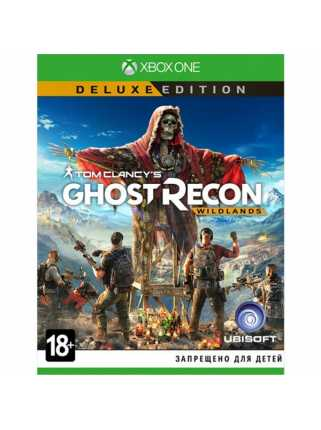 Tom Clancy's Ghost Recon: Wildlands. Deluxe Edition [XboxOne, русская версия]