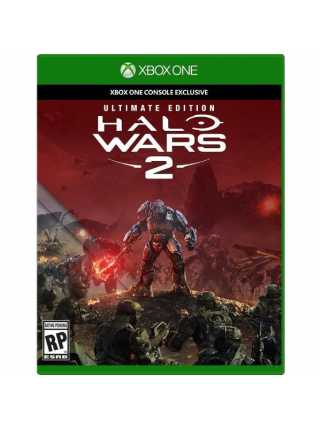 Halo Wars 2 Ultimate Edition [Xbox One, русские субтитры]