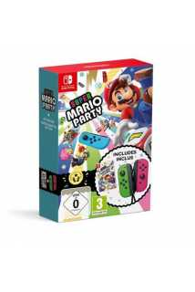Super Mario Party Joy-Con Bundle [Nintendo Switch, Русская версия]