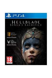 Hellblade: Senua's Sacrifice Retail Edition [PS4, русская версия]