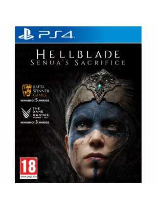 Hellblade: Senua's Sacrifice Retail Edition [PS4, русская версия] Предзаказ!