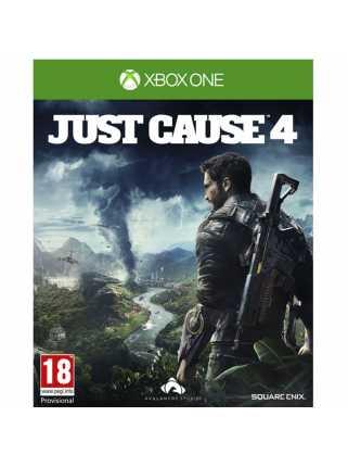 Just Cause 4 [Xbox One, русская версия]