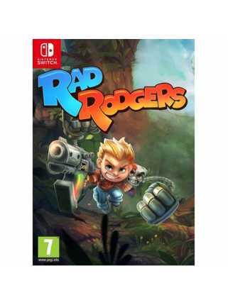 Rad Rodgers: World One [Switch, русская версия] Предзаказ
