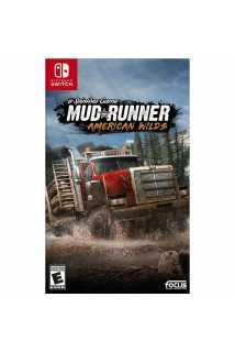 Spintires: MudRunner American Wilds [Switch, русская версия]