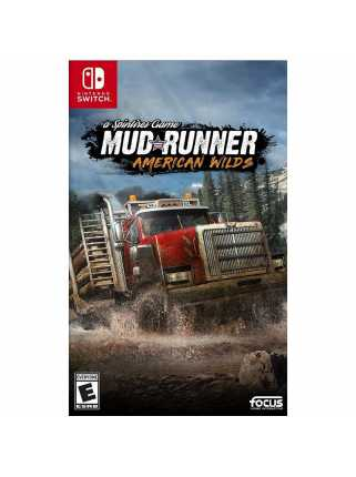 Spintires: MudRunner American Wilds [Switch, русская версия]