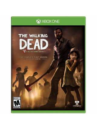 The Walking Dead: The Complete First Season [Xbox One, английская версия]
