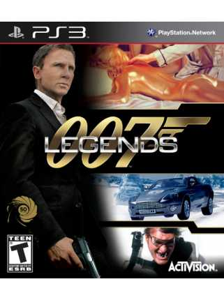 007 Legends [PS3]