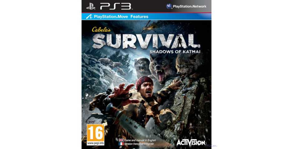 Cabela's Survival: Shadows of Katmai [PS3]
