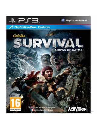 Cabela's Survival: Shadows of Katmai [PS3]