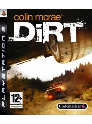 Colin McRae: DiRT [PS3]