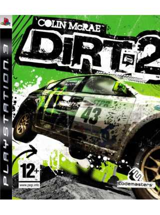 Colin McRae: DiRT 2 [PS3]