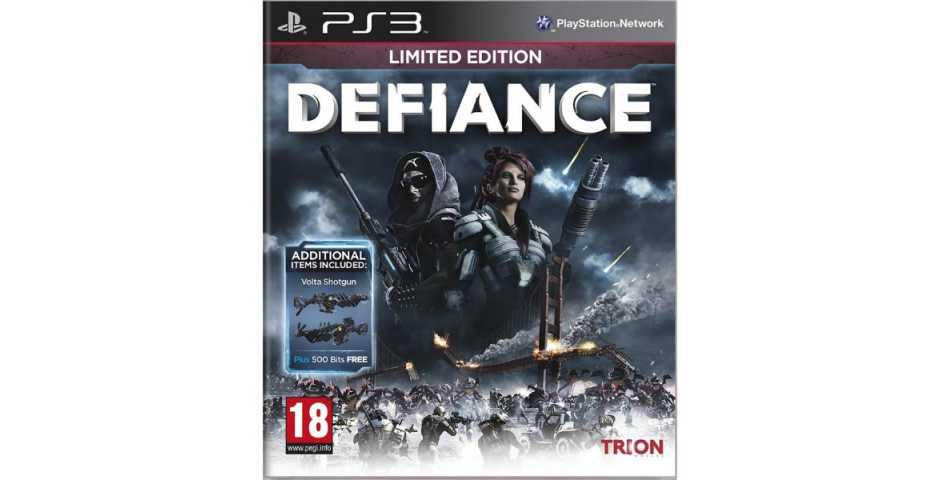 Defiance Limited Edition [PS3]