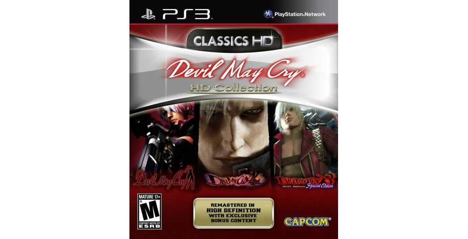 Devil May Cry HD Collection [PS3]