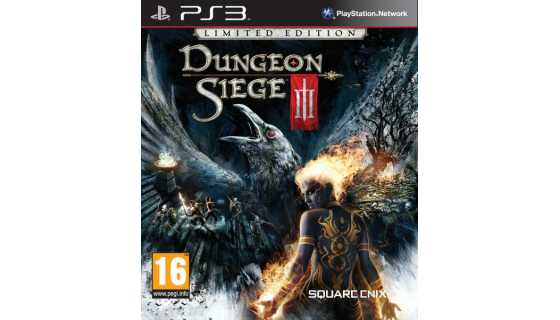 Dungeon Siege 3 Limited Edition [PS3]