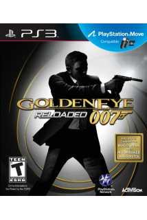 Golden Eye 007 Reloaded [PS3]