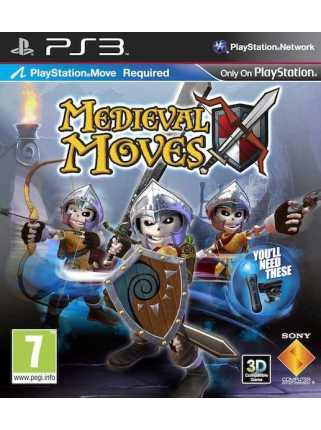 Medieval Moves: Боевые Кости [PS3]