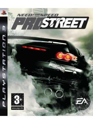Need for Speed: ProStreet [PS3]