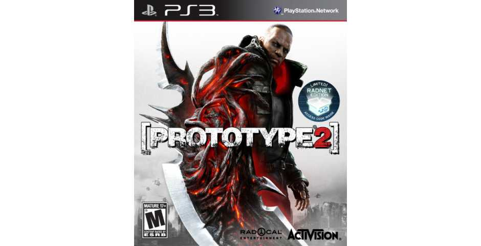 Prototype 2 [PS3]