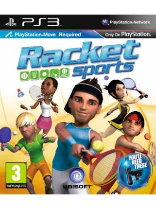 Racket Sports [PS3]