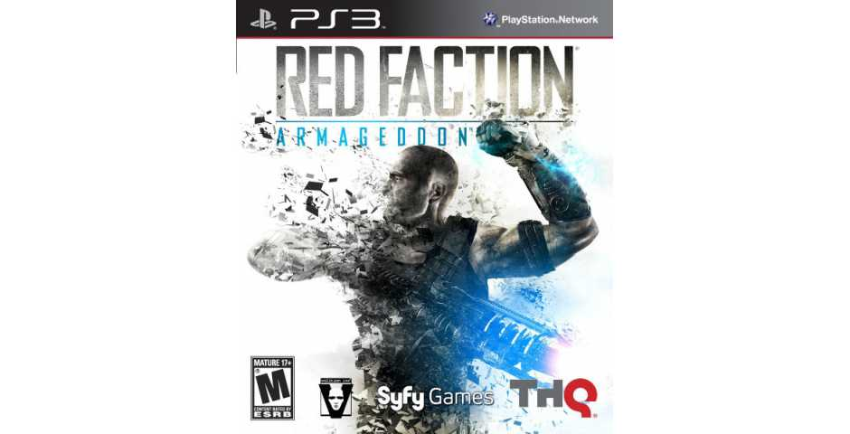 Red Faction: Armageddon [PS3]
