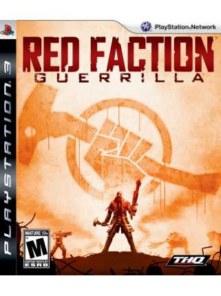 Red Faction: Guerrilla [PS3]