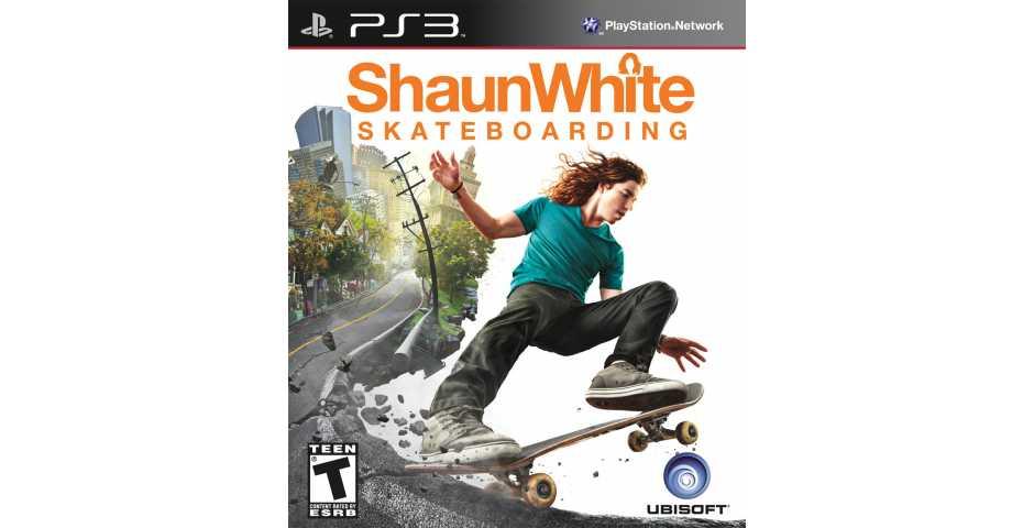 Shaun White Skateboarding [PS3]
