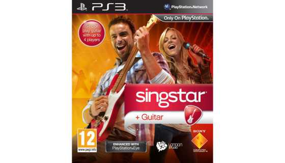 SingStar Guitar [PS3]